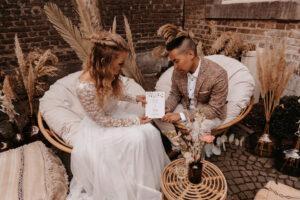 Was gehört in die Hochzeitseinladung?